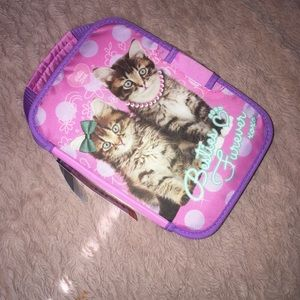 Girls insulated lunch box